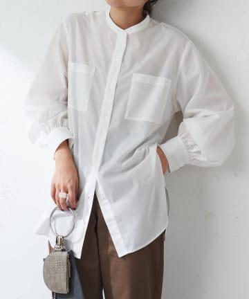 Discoat(ディスコート) ブロードバンドカラーシャツ