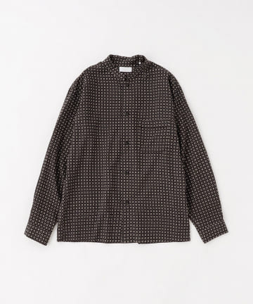 BLOOM&BRANCH(ブルームアンドブランチ) Phlannèl / Komon Pajamas Shirt