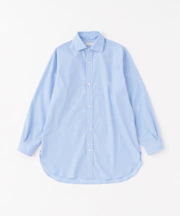 BLOOM&BRANCH(ブルームアンドブランチ) Phlannèl / Suvin Cotton Dress Shirt