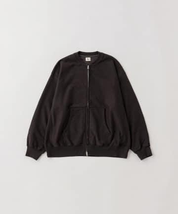 BLOOM&BRANCH(ブルームアンドブランチ) blurhms ROOTSTOCK / Zip Sweat Shirt