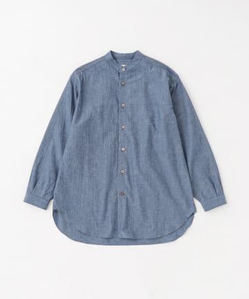 BLOOM&BRANCH(ブルームアンドブランチ) PHLANNÈL SOL / Normandy Shirt