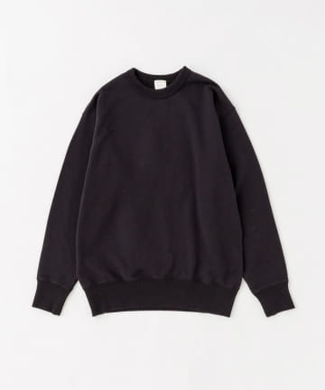 BLOOM&BRANCH(ブルームアンドブランチ) PHLANNÈL SOL / Suvin Cotton Sweat Shirt