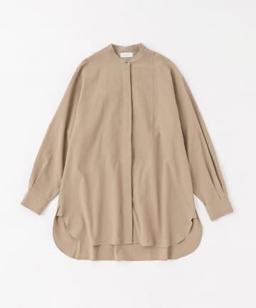 BLOOM&BRANCH(ブルームアンドブランチ) Phlannèl / Basket Weave Bosom Shirt