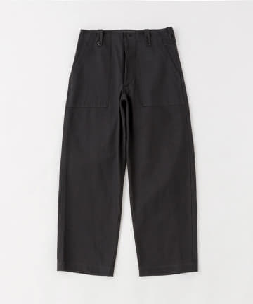 BLOOM&BRANCH(ブルームアンドブランチ) KIJI / COTTON VENETIAN BAKER PANTS