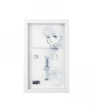 3COINS(スリーコインズ) 【天使なんかじゃない】ガラスインテリア:Sサイズ