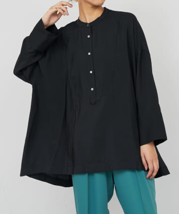 BONbazaar(ボンバザール) ブザムワイドシャツ