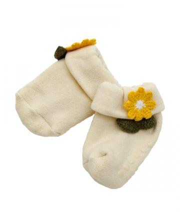 3COINS(スリーコインズ) 【BABY】靴下:デイジー