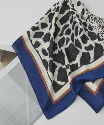 COLONY 2139(コロニー トゥーワンスリーナイン) レオパード柄スカーフ