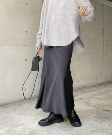 DOUDOU(ドゥドゥ) 【WEB限定】マーメイドスカート