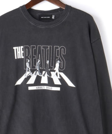 CIAOPANIC TYPY(チャオパニックティピー) 【GOOD ROCK SPEED】TheBeatles AbbeyRoadTee