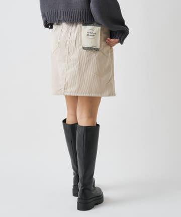 OLIVE des OLIVE OUTLET(オリーブ・デ・オリーブ アウトレット) TNコールベーカースカート