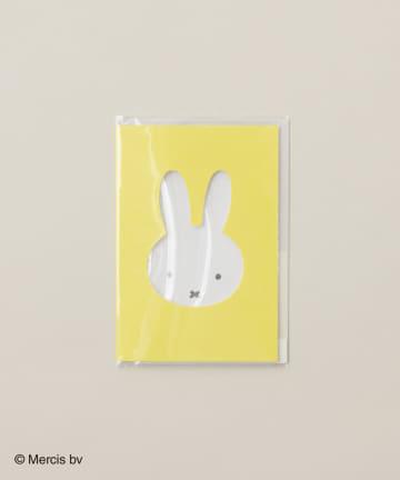 natural couture(ナチュラルクチュール) ミッフィーグリーティングカード