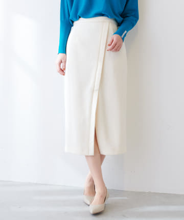 COLLAGE GALLARDAGALANTE(コラージュ ガリャルダガランテ) 圧縮リングタイトスカート