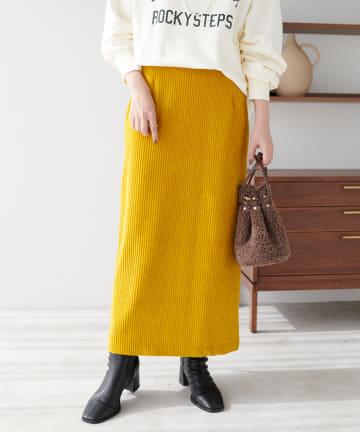 Discoat(ディスコート) カットコールナロースカート