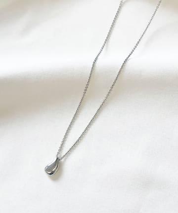 Lattice(ラティス) メタルプチネックレス
