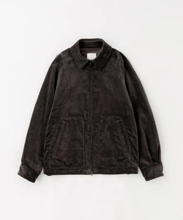 BLOOM&BRANCH(ブルームアンドブランチ) PHLANNÈL SOL / Harrington Jacket