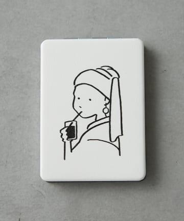 BIRTHDAY BAR(バースデイバー) 【COFFEE BOY】コンパクトミラー