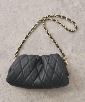 CIAOPANIC(チャオパニック) 【AULENTTI/オウレンティ】レザーチェーンバッグ