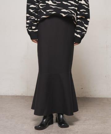 CIAOPANIC(チャオパニック) ウールツイルマーメードスカート