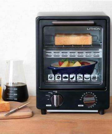 COLONY 2139(コロニー トゥーワンスリーナイン) 縦型オーブントースター