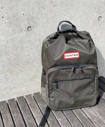 RIVE DROITE(リヴドロワ) 【HUNTER(ハンター)】topclip backpack