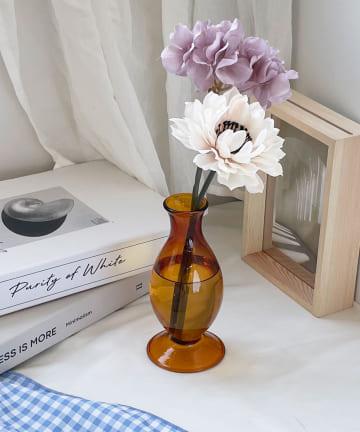 Lattice(ラティス) ぷっくりガラスの花瓶