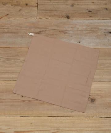 salut!(サリュ) 【ほっこりキッチンアイテム】キッチンクロス40×40cm(ブラウン)