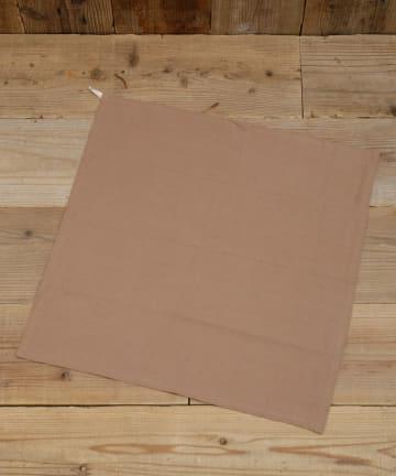 salut!(サリュ) 【ほっこりキッチンアイテム】キッチンクロス60×60cm(ブラウン)