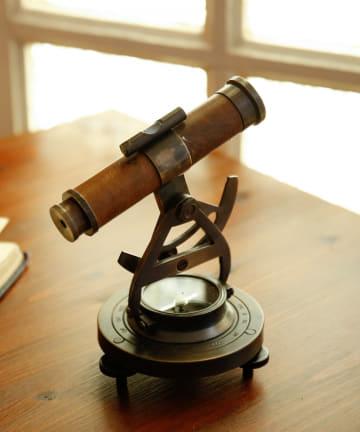 salut!(サリュ) 【Study Room Galileo】アンティークテレスコープ