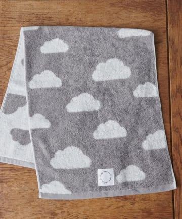 BIRTHDAY BAR(バースデイバー) cloud フェイスタオル