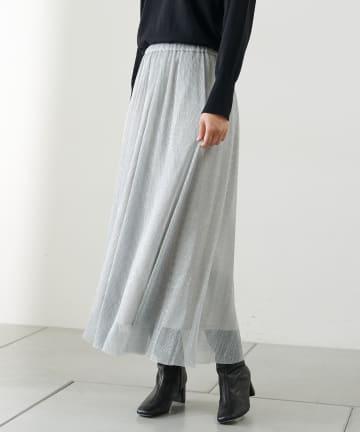 COLLAGE GALLARDAGALANTE(コラージュ ガリャルダガランテ) シャイニースカート