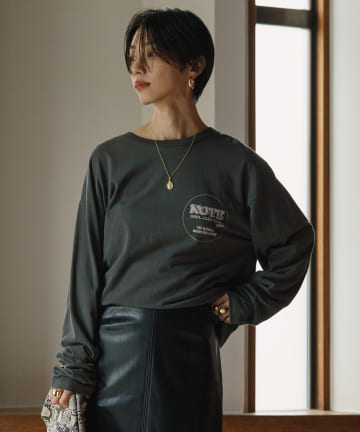 OUTLET(アウトレット) 【Loungedress】TOUR Tシャツ