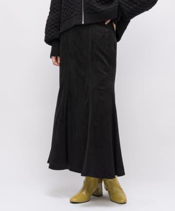 CIAOPANIC(チャオパニック) スウェードマーメイドスカート