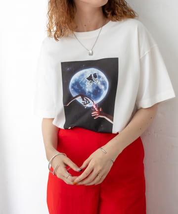 OUTLET(アウトレット) 【mystic】80's ムービーTシャツ