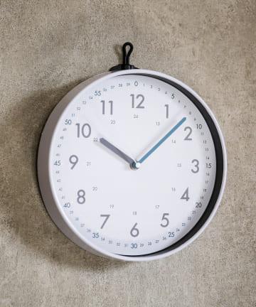 3COINS(スリーコインズ) 知育掛け時計