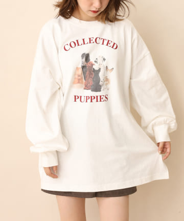 one after another NICE CLAUP(ワンアフターアナザー ナイスクラップ) アソートグラフィックロンTee