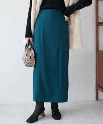 Discoat(ディスコート) 【WEB限定】カラーナロースカート