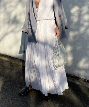 Omekashi(オメカシ) コットンワッシャースカート