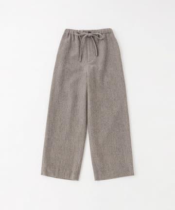 BLOOM&BRANCH(ブルームアンドブランチ) Phlannèl / womens Alpaca Trousers