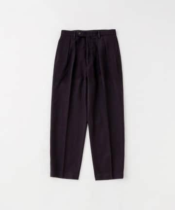 BLOOM&BRANCH(ブルームアンドブランチ) Phlannèl / mens Alpaca Tapered Trousers