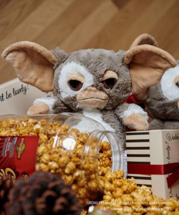 BIRTHDAY BAR(バースデイバー) 【Gremlins グレムリン】ギズモ ウォームグレーHeart 35cm