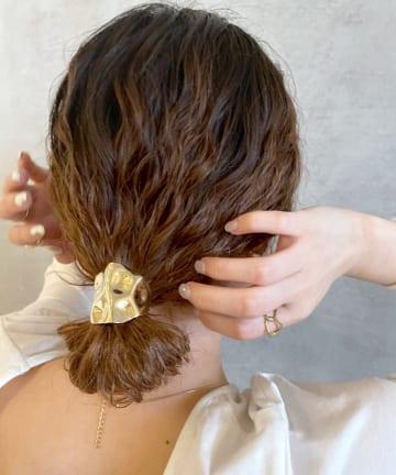 mystic(ミスティック) [Eau un bijou] wave (haircuff)