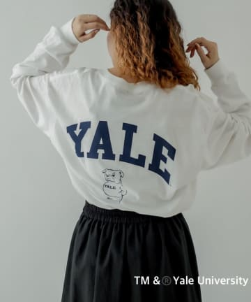 mystic(ミスティック) YALE ロングTシャツ