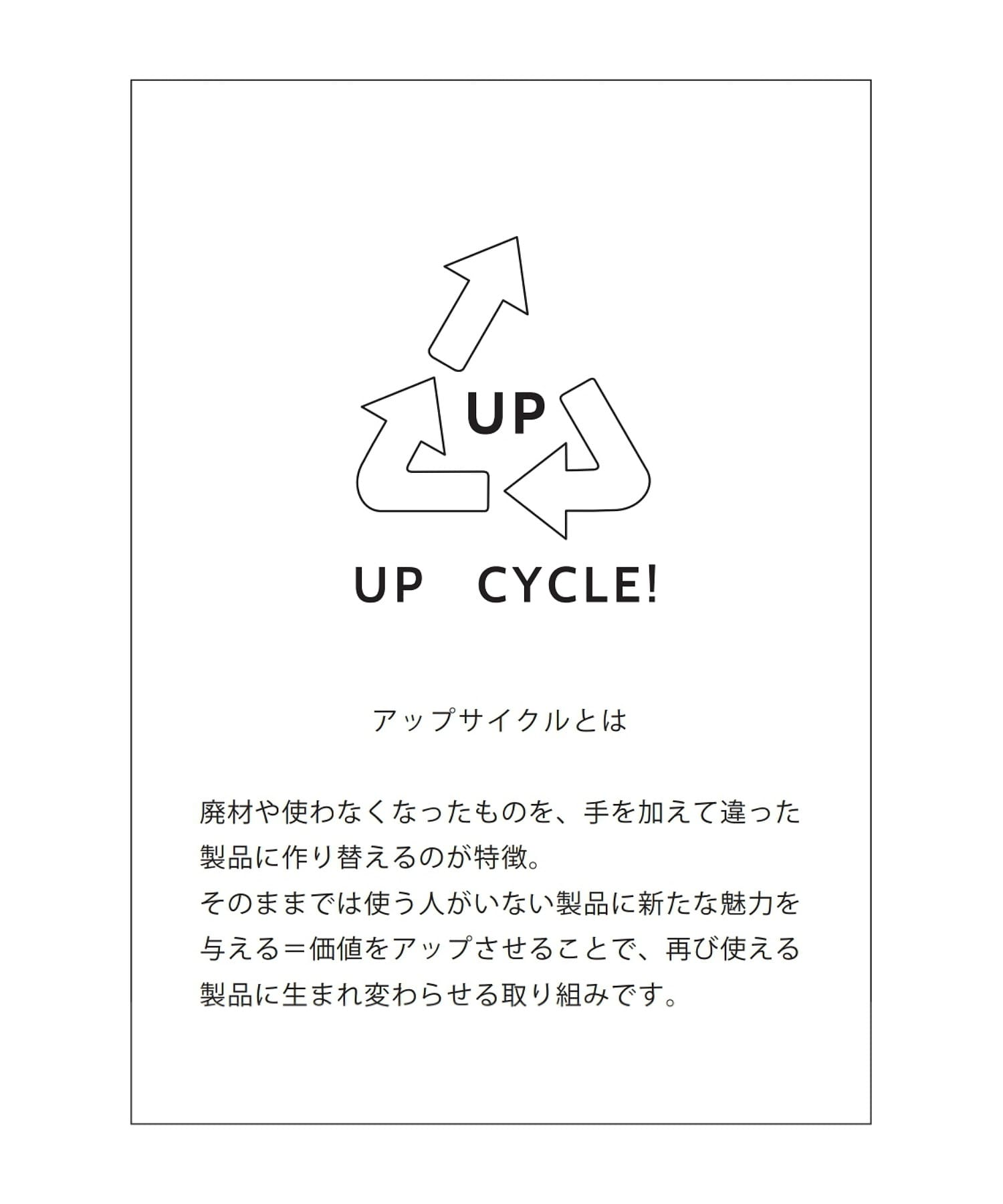 Pal collection(パルコレクション) 【BEAURE SECOND】牛革UP-CYCLE財布