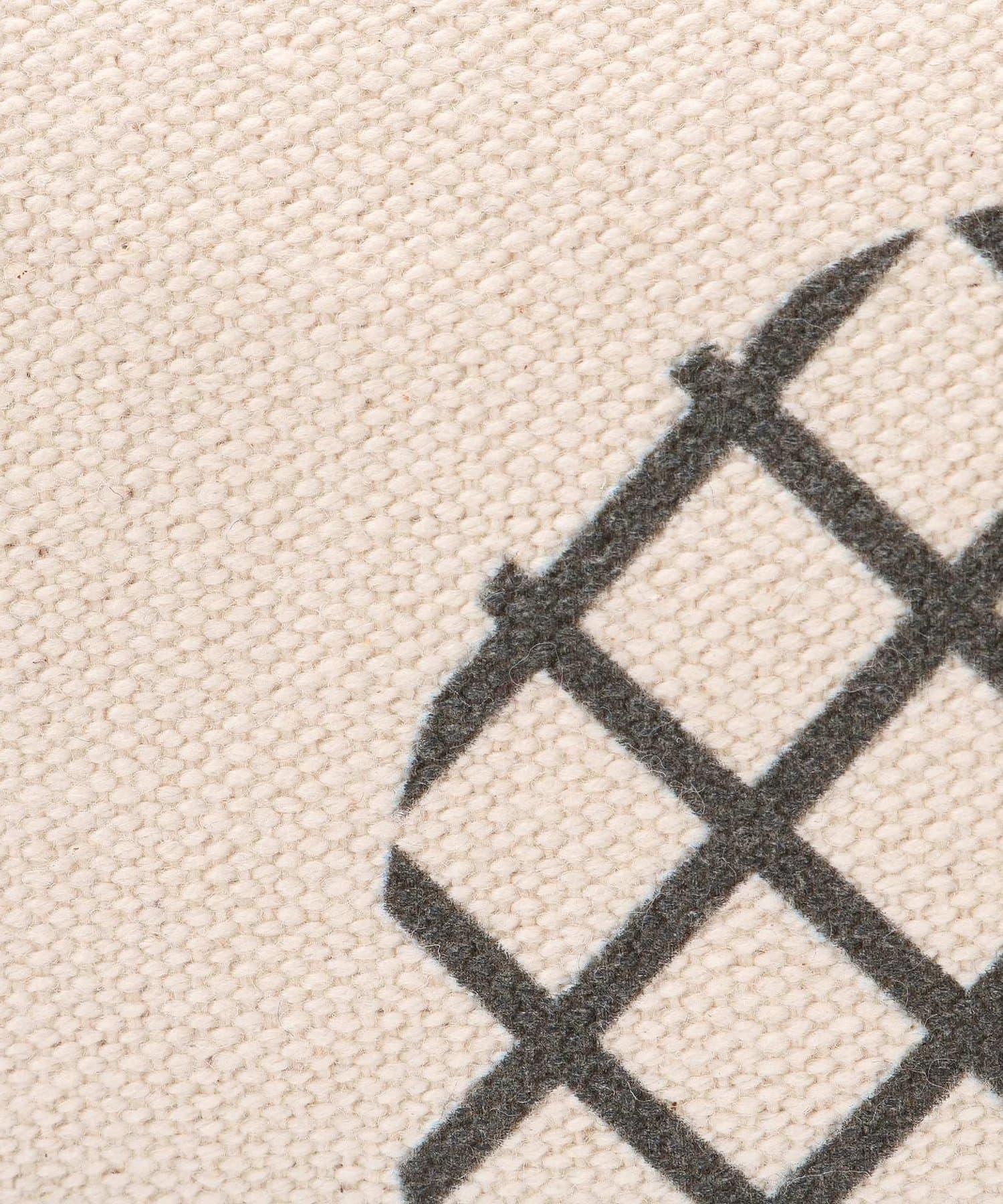 Pal collection(パルコレクション) 《綺麗色》ランダムドット柄キャンバス軽量トート