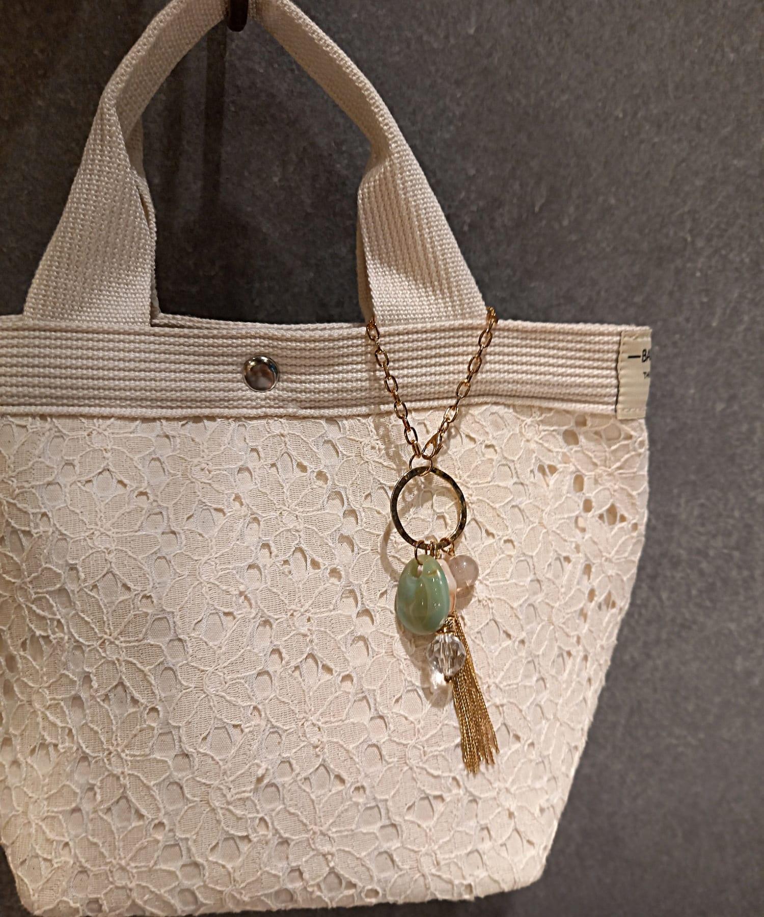 Pal collection(パルコレクション) 《Bag Charm》メタルフリンジチャーム