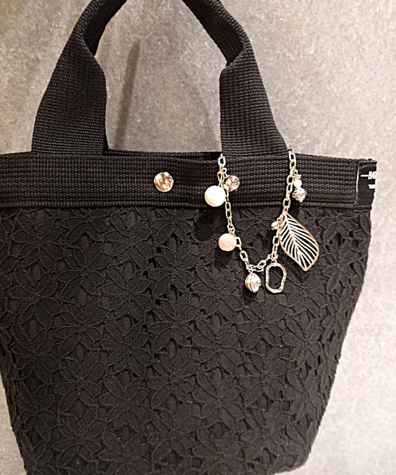 Pal collection(パルコレクション) 《Bag Charm》リーフラインチャーム