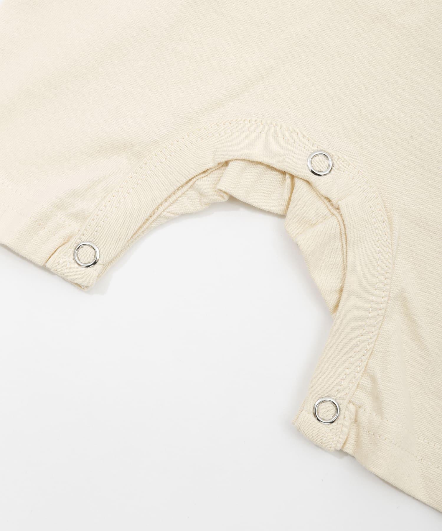 3COINS(スリーコインズ) 【おめかし・一部店舗限定】ロンパース 70cm