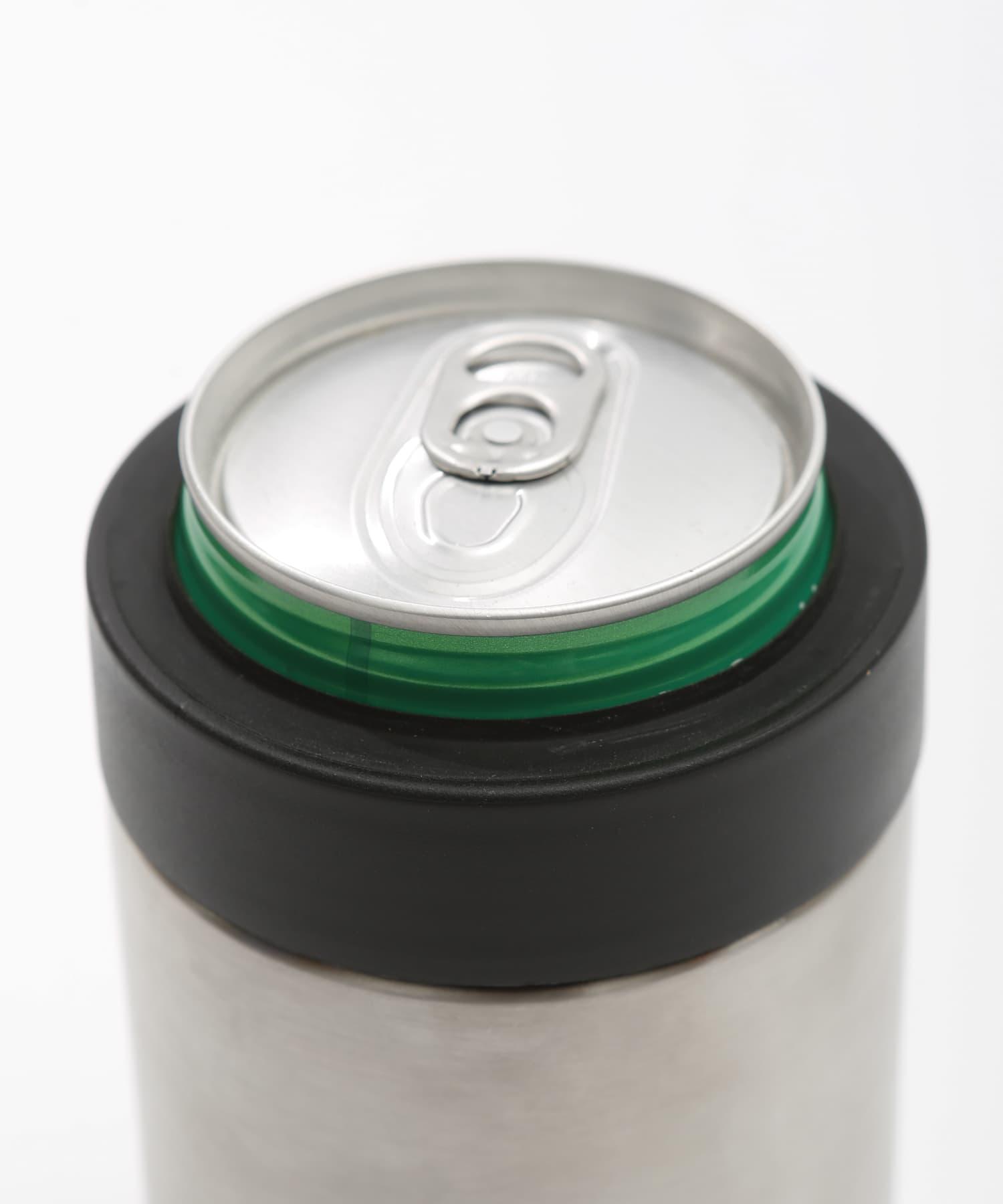3COINS(スリーコインズ) 【揃えて本格アウトドア!】保冷缶タンブラー350ml用
