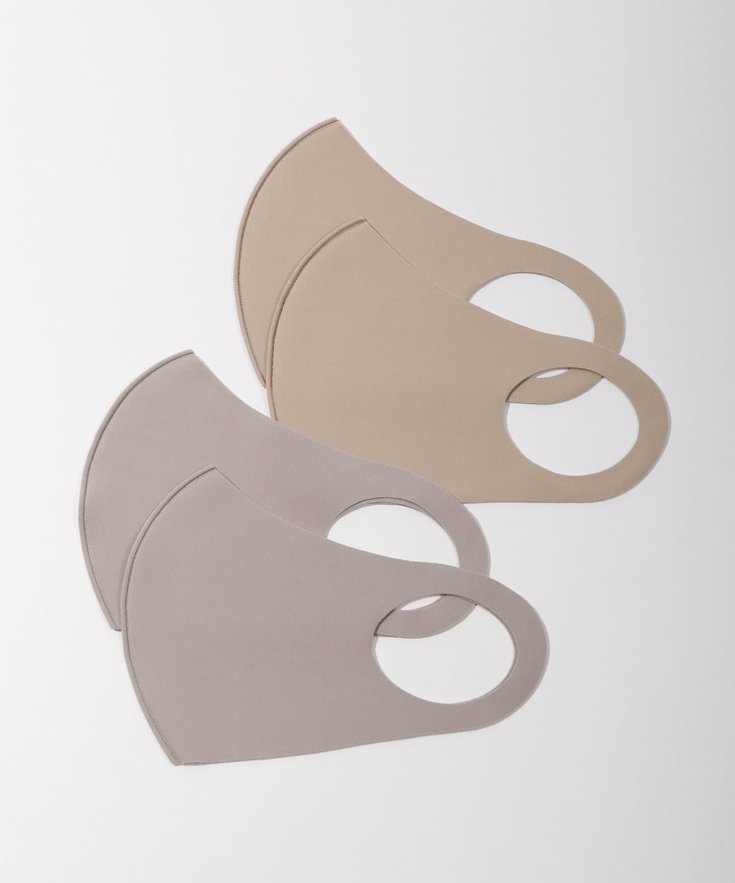 3COINS(スリーコインズ) ライフスタイル 冷感洗えるマスク4枚入【大人用】 その他